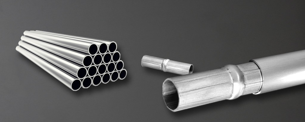Connecteur tube aluminium